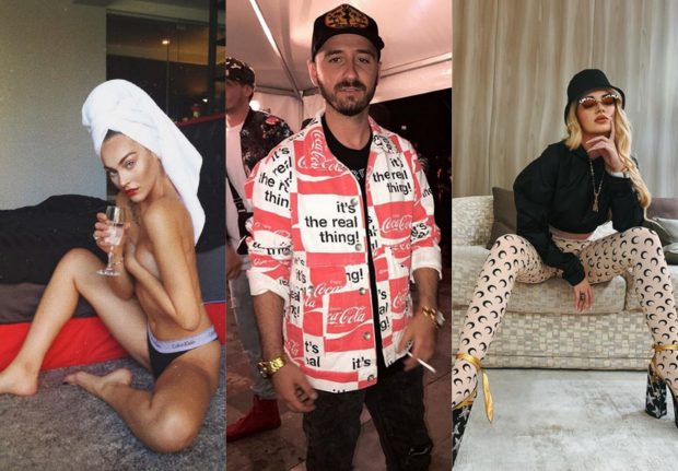 NUK PRITEJ/ Era Istrefi dhe ish e dashura e Faton Shoshit kanë festuar mbrëmë gjithë natën në Ibiza