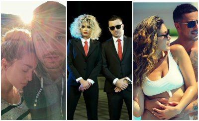 QAMË KUR I DËGJUAM/ Vip-at çift që realizuan edhe një këngë! (VIDEO)