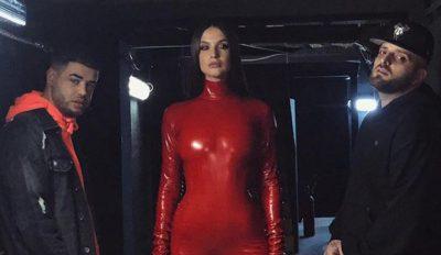 TELENOVELA E TREKËNDSHIT VIP ARRIN KULMIN/ Oriola Marashi pas sherrit me Noizyn kthehet te Varrosi