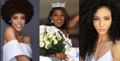 """NDODH PËR HERË TË PARË NË HISTORI/ Zgjidhen """"Miss"""" tre femra me ngjyrë  (FOTO)"""