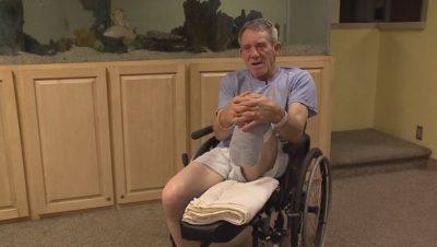 E FRIKSHME/ Fermeri preu këmbën me brisk për të shpëtuar jetën