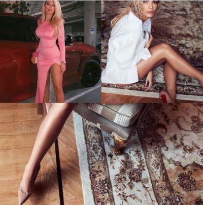 """""""SHESIN MEND"""" NËPËR FOTO/ Kur motrat Vjollca, i marrin borxh njëra-tjetrës… këpucët!"""