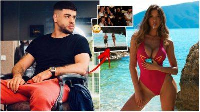 """NUK FLASIN PREJ KOHËSH/ Ja përse Noyzi përfundoi në """"Instagram-in"""" e Oriola Marashit"""