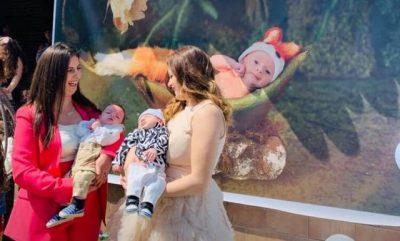 AHENG I MADH ME POLITIKANË/ Deputetja shqiptare feston lindjen e djalit (FOTO)
