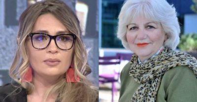"""""""MË MUNGON SHUMË""""/ Mesazhi i Tefta Radit perlot Rozana Radin live në emision"""