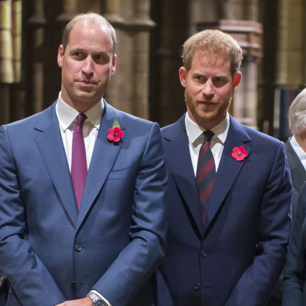 PËRPARA SE ARCHIE TË VINTE NË JETË/ Princ William dhe Harry nuk flisnin fare me njëri-tjetrin
