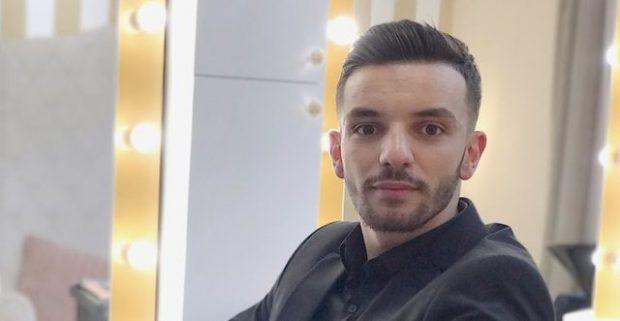"""""""KJO ËSHTË PËR NUSE""""/ Olsi Bylyku qenka i fiksuar pas moderatores shqiptare (VIDEO)"""