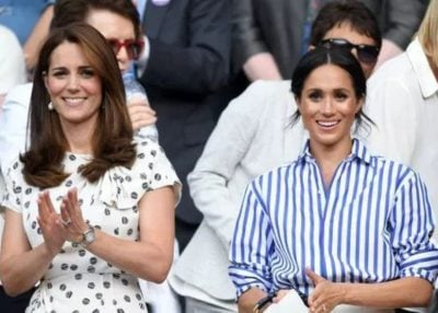 MEGHANI RRËZON NGA FRONI KATE/ Amerikania është zyrtarisht influencuesja më e rëndësishme mbretërore e modës në botë