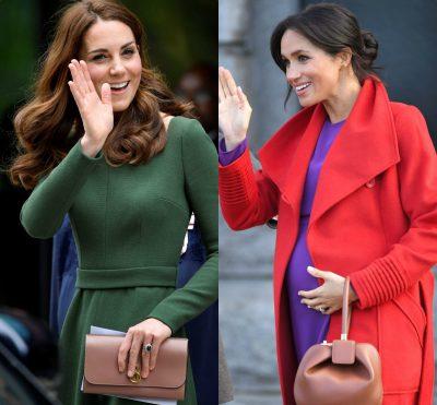 U HABITËM/ Rregullat më të çuditshme të veshjes që duhet të ndjekin Kate dhe Meghan