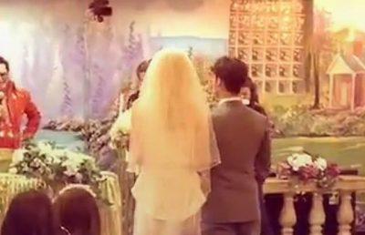 GJIGANDE DHE SIPAS TRADITAVE/ Çifti i njohur i showbizit bën dasmën e dytë