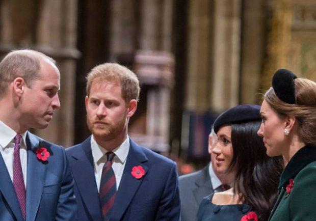 NUK ISHIN FJALË KOT/ Kate-i dhe William-i i ndajnë zyrtarisht hesapet me Harry-n dhe Meghan-in