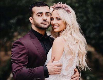 DASHURIA NUK NJEH MOSHË/ Nuk do ta besoni sa vite diferencë ka Gaz Paja nga bashkëshortja