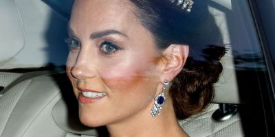 """""""NYJA E DASHURISË""""/ Kate shfaqet më rrëzëllitëse se kurrë me kurorën e princeshës Diana"""