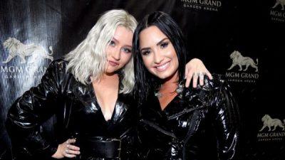 PËR DITËT E SAJ TË VËSHTIRA/ Historia e Demi Lovatos është inspirimi i Christina Aguilera