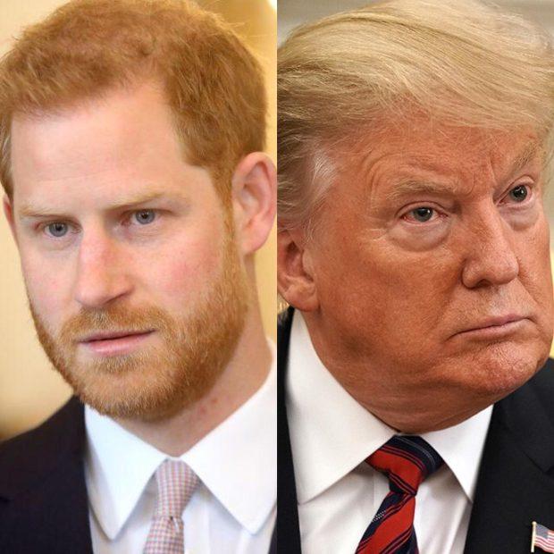 OFENDOI PUBLIKISHT MEGHAN MARKLE/ Ja si reagoi princi Harry gjatë vizitës së Donald Trump në Londër