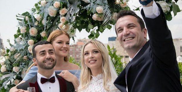 """""""GAZI,DËGJO VËLLAIN""""/ 3 këshillat që i dha Erion Veliaj Gaz Pajës ditën e martesës"""