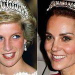 """E MAHNITSHME/ Kate u frymëzua nga princesha Diana për veshjen në eventin """"Order of the Garter"""""""