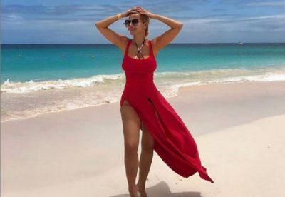 """""""NUK JANË MJAFTUAR ME AQ""""/  Pas Barbadosit Marina dhe Getoari zhvendosen në një tjetër parajsë (FOTO)"""