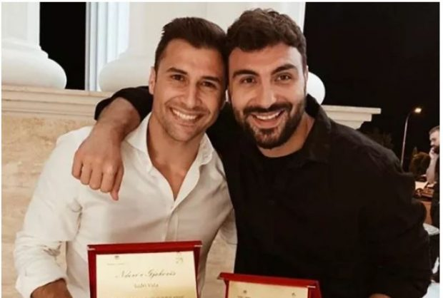 DITË E RËNDËSISHME/ Lorik Cana dhe Ledri Vula nderohen me titull (FOTO)
