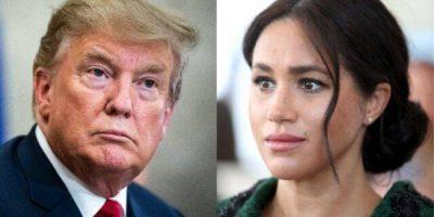 PASI E OFENDOI PUBLIKISHT/ Donald Trump përpiqet të sqarojë situatën me Meghan Markle