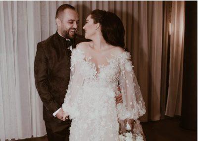 1 VIT MARTESË/ Jona Spahiu e uron bashkëshortin në mënyrën më fantastike
