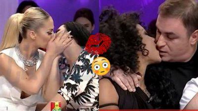 DITA BOTËRORE E PUTHJES/ Ja VIP-at shqiptarë që kanë dhuruar puthjet më të bujshme (FOTO)