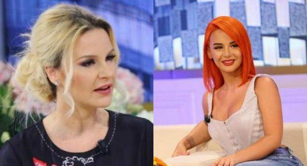 ASKUSH SE KAPI/ Rudina Magjistari bën gafën epike gjatë intervistës me Rinën (FOTO+VIDEO)