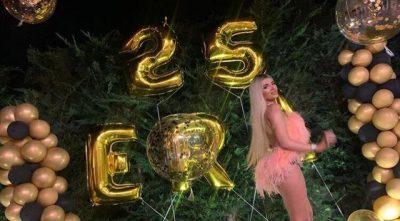 25 VJETOR PËR TU MBAJTUR MEND/ Dalin pamjet nga ditëlindja e Era Istrefit