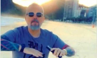 PUSHIMET NË RIO DE JANEIRO/ Sokol Balla kërcen si reper, këtë s'duhet ta humbisni (VIDEO)