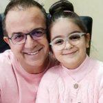 NË SHTËPINË E ARDIT GJEBREAS/ Moderatori ia kushton kohën e lirë të bijës (FOTO)