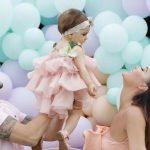 """""""BESOJ SE KAM BËRË GJITHMONË…""""/ Xhensila Myrtezaj tregon si i ndryshoi jeta pasi u bë nënë dhe fjalët e saj do ju duhen"""