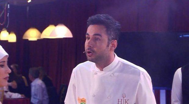 """JENI GATI  PËR THYERJE PJATASH? Renato zbulon PAMJET nga shtëpia e """"Hell's Kitchen"""""""