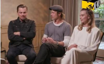 """""""A NUK JU MBANTE TË DYVE DERA…""""/ Brad Pitt ngacmon Di Caprion për """"Titanikun"""""""