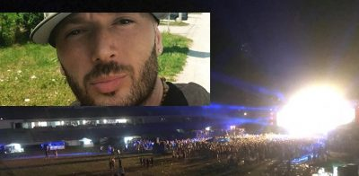 KONCERT MADHËSHTOR NË MITROVICË/ Reperi shqiptar elektrizon publikun (FOTO+VIDEO)
