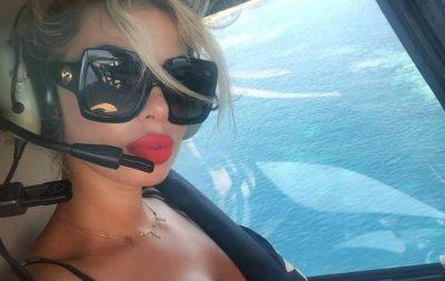 ME HELIKOPTER PRIVAT/ Ja pushimet super luksoze të Luana Vjollcës (FOTO)