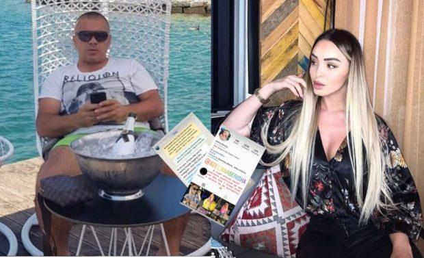 """""""ORDINERE, kU*VË""""/ I kërkoi borxh, ish-pronari i clubit hakmerret ndaj Adelina Berishës: Nuk m'i ha dot mua lekët (SMS-të)"""