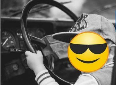 E PAPARË/ Policia shokohet, 8 vjeçari ecën me 140 km/h në autostradë