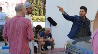 """""""I LOVE TROPOJA""""/ Ermal Mamaqi bën pjesë të filmit të ri mjeshtrin e madh të humorit (FOTO)"""