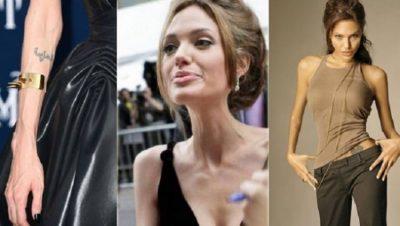 U THA SE U DOBËSUA DHE NUK NJIHEJ MË/ Angelina Jolie bëhet imazh i gjigandit të parfumeve dhe… (VIDEO)