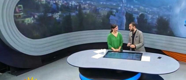 E PAPRITUR/ Moderatori shqiptar largohet nga emisioni i mëngjesit  (FOTO)