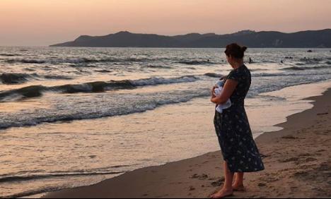 BABA PËR HERË TË DYTË/ Gazetari i njohur zbulon emrin e veçantë të vajzës  (FOTO)