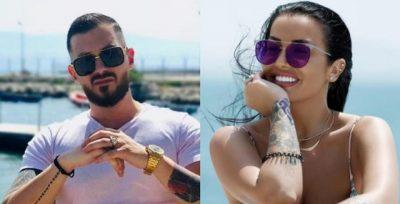 ÇFARË NDODHI? Pas ndarjes së bujshme, Jonida Maliqi dhe Romeo Veshaj kthehen sërish bashkë në karantinë? (FOTOT)