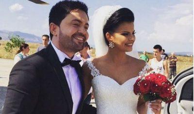 FOTO TË PA PUBLIKUAR MË PARË/ Andrra Destani tregon momentet nga dasma e saj për një arsye të veçantë