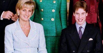 """""""MOS U MËRZIT MAMUSH…""""/  Betimi që dikur Princ William i bëri të ëmës do t'ju prekë të gjithëve"""