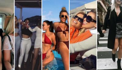 """GJITHMONË """"IN""""/ Këto janë motrat shqiptare me më stil  (FOTO)"""