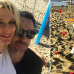 E DIELA E RUDINA MAGJISTARIT/ Moderatorja e dashur në plazh me bashkëshortin dhe vajzën (FOTO)