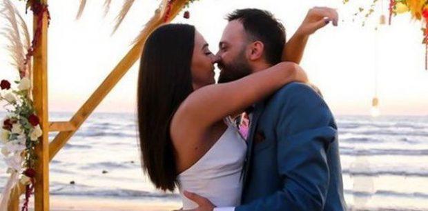 NJË JAVË PAS DASMËS/ Jonida dhe Besniku nisin muajin e mjaltit (FOTO)