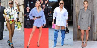E KENI PARË? Të mos veshësh pantallona është trend, këto vajza të famshme e kanë 'shpikur'