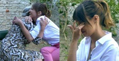 NË EMISION ME GJYSHEN/ Dojna përlotet me historinë e saj të trishtë (VIDEO)
