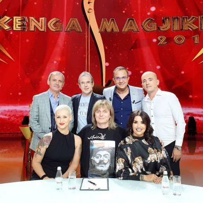 """NDRYSHIME TË MËDHA/ Ardit Gjebrea prezanton jurinë e """"Kënga Magjike"""" dhe paralajmëron artistët se…"""